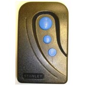 Remote control w/3 buttons for a Stanley Secure-code garage door opener